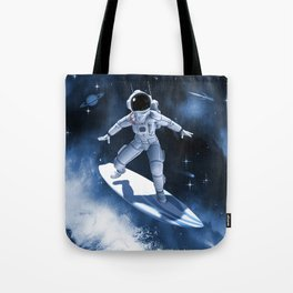 Star Surfer Two Tote Bag