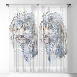 Dobrila Sheer Curtain