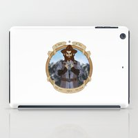 nori iPad Cases featuring The Key by BlueSparkle