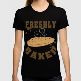 Fan of bread? Want to wear them even if you can't eat them? Grab this mouth watering tee design now! T-shirt
