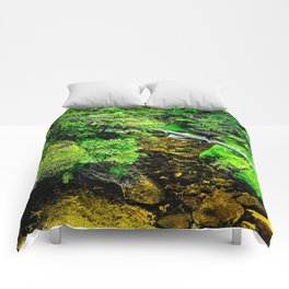 Clear Waters Comforters