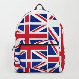 British Flag Backpack