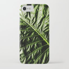 Rib And Veins iPhone Case
