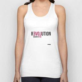 Revolution Unisex Tank Top