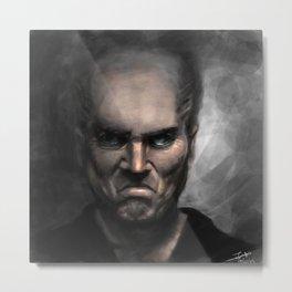 Whitey Bulger aka 'Jimmy' Bulger painting Metal Print