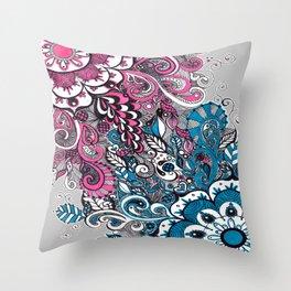 Beautiful struggle Throw Pillow