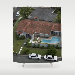 Untitled 2 Shower Curtain