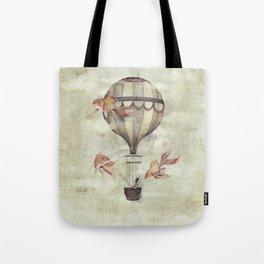 Skyfisher Tote Bag