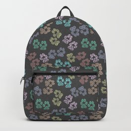 Paw Prints 01 Backpack