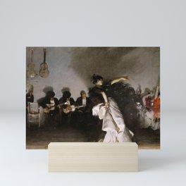 El Jaleo, John Singer Sargent, 1882 Mini Art Print