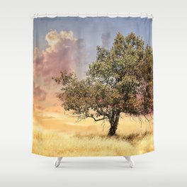 Tree of Life Shower Curtain