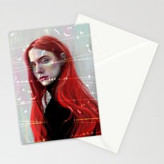 Beautiful Hell Stationery Cards