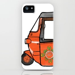 Jakarta Bajaj Couture iPhone Case