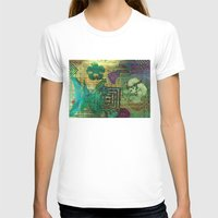 hibiscus T-shirts featuring Hibiscus by Vitta