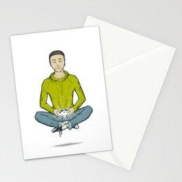 Gamer Stationery Cards