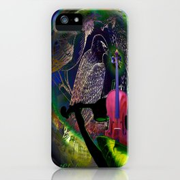 Earth Melody iPhone Case