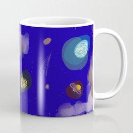 Space Story Coffee Mug