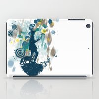 le petit prince iPad Cases featuring le petit prince 2010 by frederic levy-hadida
