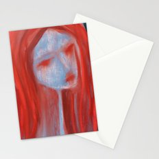 Chalk Face Stationery Cards