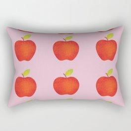 Apple Rectangular Pillow