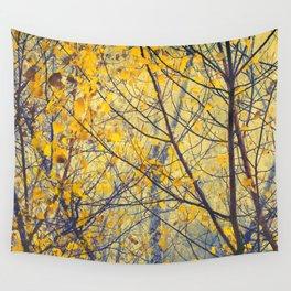 trees IX Wall Tapestry