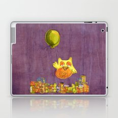 Flying owl Laptop & iPad Skin