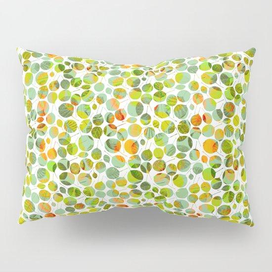 nice_feuilles_Clair Pillow Sham