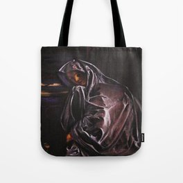Mary Magdalene (After Giovanni Girolamo Savoldo) Tote Bag