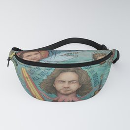 If Not For Love I Would Be Drowning Fanny Pack