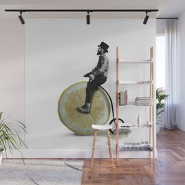 Lemmy Farthing Wall Mural