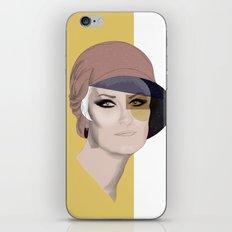 Marie iPhone & iPod Skin