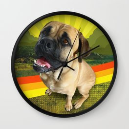 HANDSOME land Wall Clock