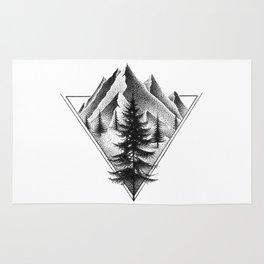 NORTHERN MOUNTAINS II Rug