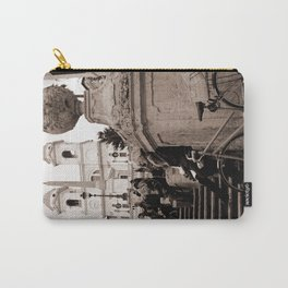 Piazza di Spagna Carry-All Pouch