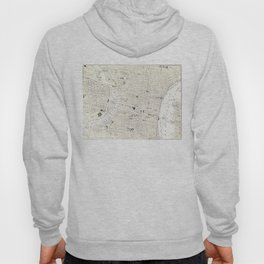 Vintage Map of Philadelphia (1885) Hoody