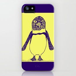 Somewhat of a Jackass Penguin iPhone Case
