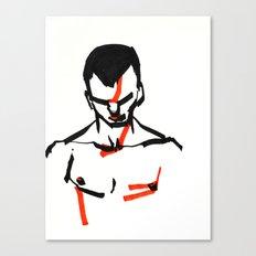 2000 - Boy (High Res) Canvas Print
