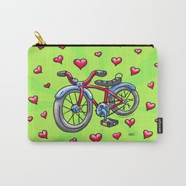Bike Love Carry-All Pouch