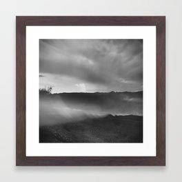 Landscape #3 Framed Art Print