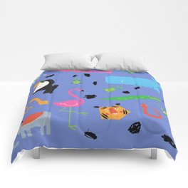 Zoo Animals Comforters