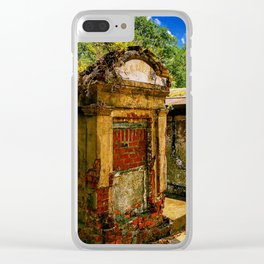 It's Grave Clear iPhone Case