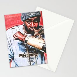 Ghostface Killah Flossin Stationery Cards