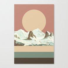 MTN II Canvas Print