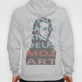 Wolfgang Amadeus Mozart Hoody