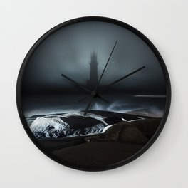 Projecting Light Wall Clock