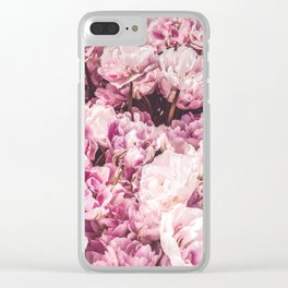 P.Rose-Mairy Clear iPhone Case