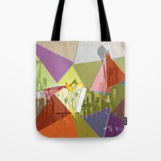 Sunset Luz Tote Bag