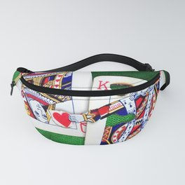 Playing Cards Love, Casino Affair Fanny Pack