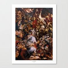 Re, Dei E Bestie Canvas Print