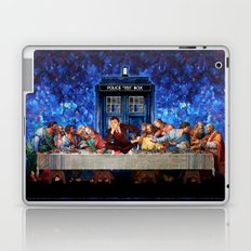 Tardis doctor who lost in the last supper iPhone 4 4s 5 5c 6, pillow case, mugs and tshirt Laptop & iPad Skin